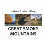 ABH Great Smoky Mountains Postcard