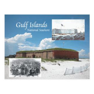 ABH Gulf Islands Postcard