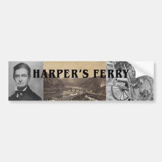 ABH Harper's Ferry Car Bumper Sticker