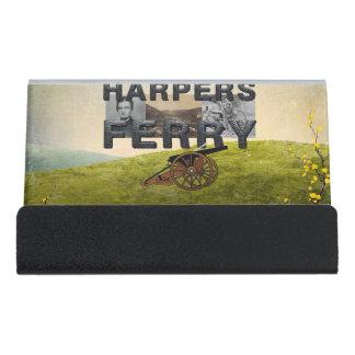 ABH Harper's Ferry Desk Business Card Holder