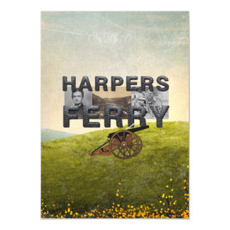ABH Harper's Ferry Magnetic Card