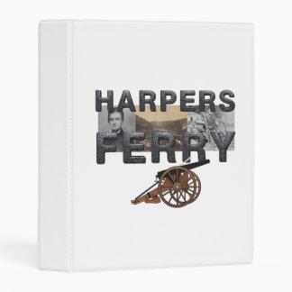 ABH Harper's Ferry Mini Binder