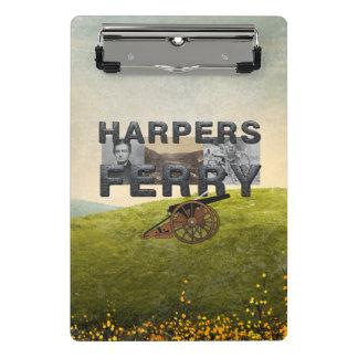 ABH Harper's Ferry Mini Clipboard