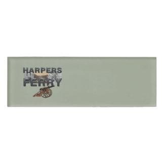 ABH Harper's Ferry Name Tag