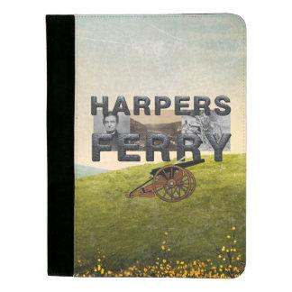 ABH Harper's Ferry Padfolio