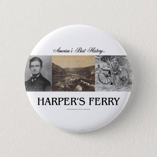 ABH Harper's Ferry Pinback Button