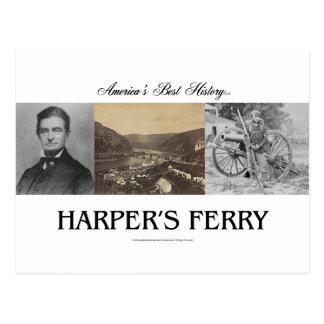 ABH Harper's Ferry Post Card