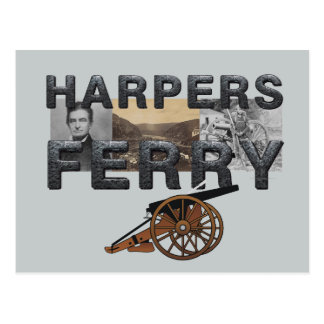 ABH Harper's Ferry Postcard
