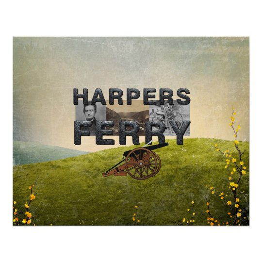 Harpers Ferry T-Shirts and Souvenirs