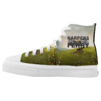 ABH Harper's Ferry Printed Shoes