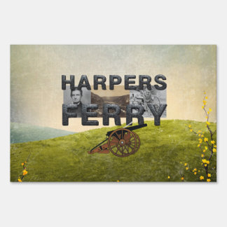 ABH Harper's Ferry Yard Sign