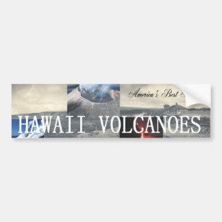 ABH Hawaii Volcano Bumper Sticker