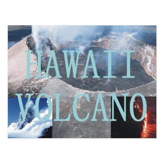 ABH Hawaii Volcano Postcard
