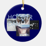 ABH Hoover Dam Christmas Tree Ornament