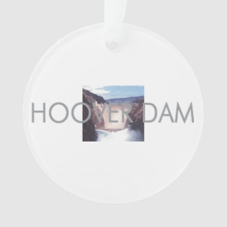 ABH Hoover Dam Ornament