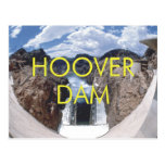 ABH Hoover Dam Post Card