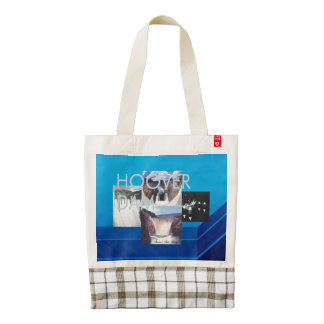 ABH Hoover Dam Zazzle HEART Tote Bag