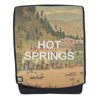 ABH Hot Springs Backpack