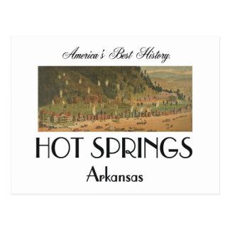 ABH Hot Springs Postcard