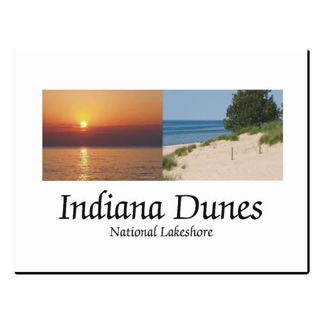 ABH Indiana Dunes Postcard
