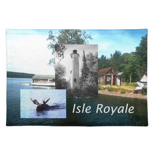 ABH Isle Royale Cloth Placemat