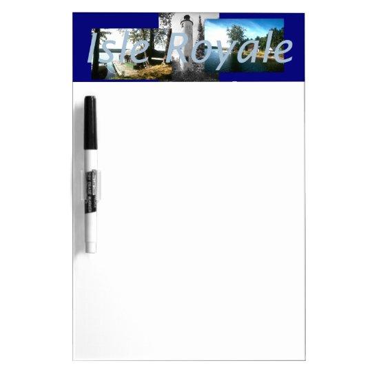ABH Isle Royale Dry Erase Board