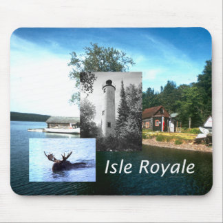 ABH Isle Royale Mouse Pad