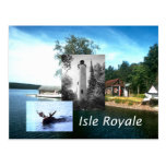 ABH Isle Royale Postcard