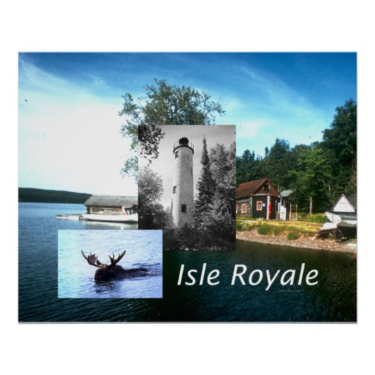 ABH Isle Royale Poster