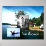 ABH Isle Royale Print