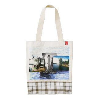 ABH Isle Royale Zazzle HEART Tote Bag