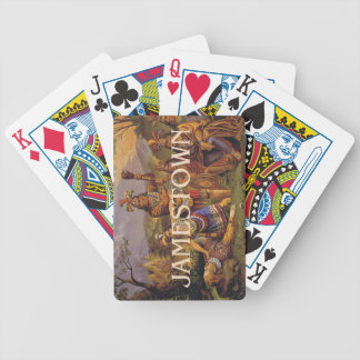 ABH Jamestown Bicycle Playing Cards