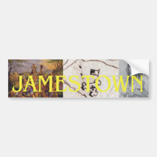 ABH Jamestown Bumper Sticker
