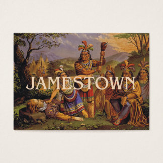ABH Jamestown Business Card