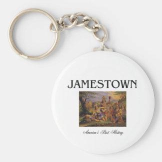 ABH Jamestown Keychain
