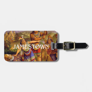 ABH Jamestown Luggage Tag