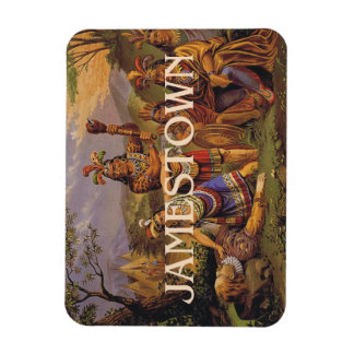 ABH Jamestown Magnet