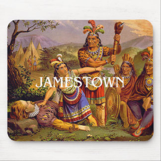 ABH Jamestown Mouse Pad