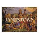 ABH Jamestown Tarjetas De Visita Grandes