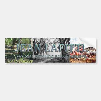 ABH Jean Lafitte NHP Bumper Sticker