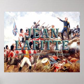 ABH Jean Lafitte NHP Póster