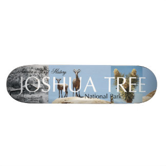 ABH Joshua Tree Skateboard Deck