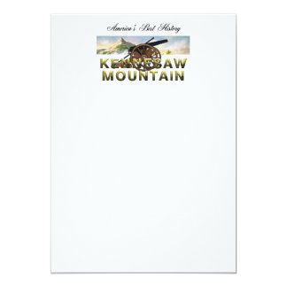 ABH Kennesaw Mountain 5x7 Paper Invitation Card