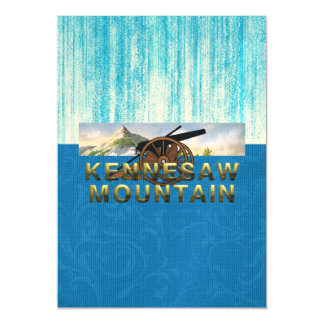 ABH Kennesaw Mountain Magnetic Card