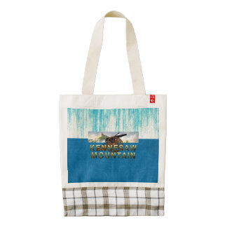 ABH Kennesaw Mountain Zazzle HEART Tote Bag