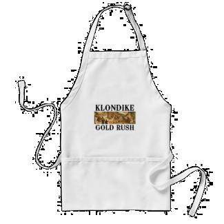 ABH Klondike Gold Rush Adult Apron