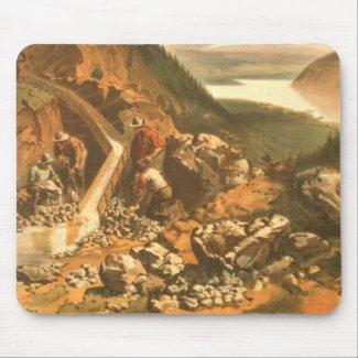 ABH Klondike Gold Rush Mouse Pads