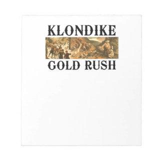 ABH Klondike Memo Pad