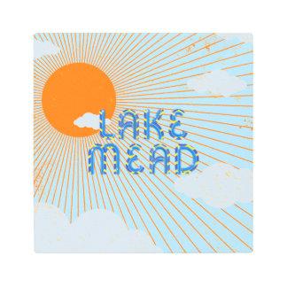 ABH Lake Mead Metal Photo Print