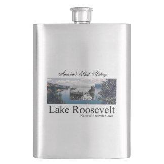ABH Lake Roosevelt Flask
